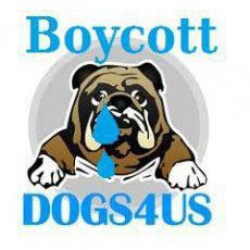 Dogs4us Protest : Double Trouble For Worldwide Anti Puppy Farm Day