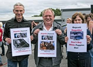 Green Party Leeds Boycott Dogs4Us